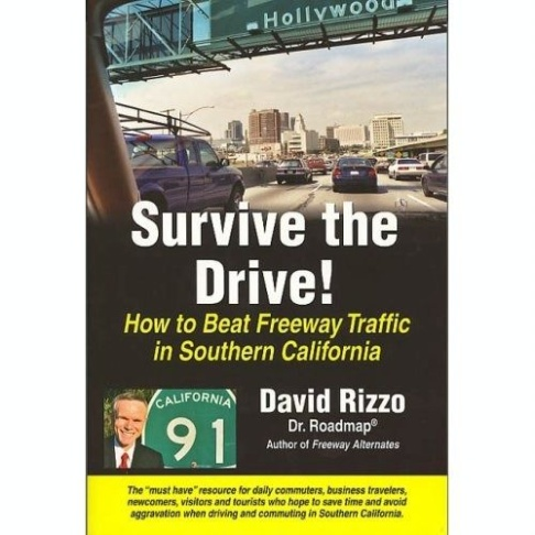 "Book cover for ""Survive The Drive."""