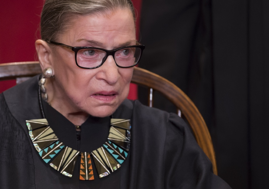 Trump Predicts Justices Ginsburg And Sotomayor Will Die During His Presidency