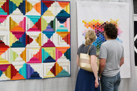 QuiltCon, presented by The Modern Quilt Guild