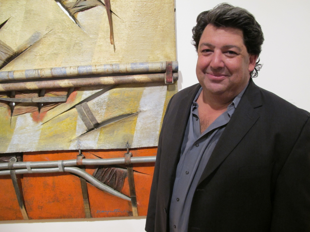 Paul Schimmel curated the current MOCA exhibit
