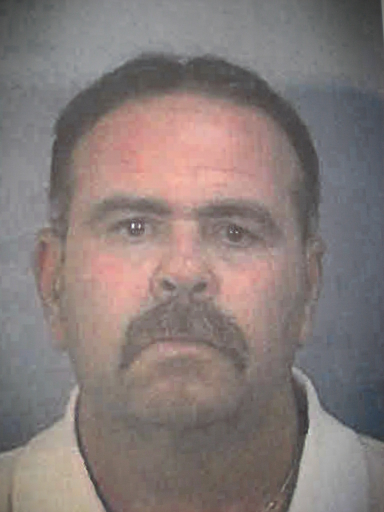 Lawrence Brown, 2010 booking photo.