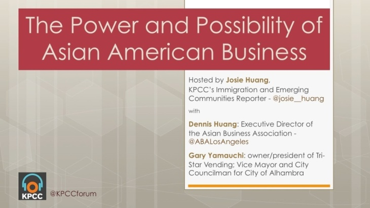 The Power and Possibility of Asian American Business