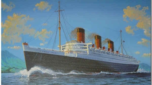 The Queen Mary (Flickr Creative Commons)