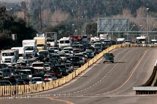 Crews to begin work on new lane on 91 Freeway | 89 3 KPCC