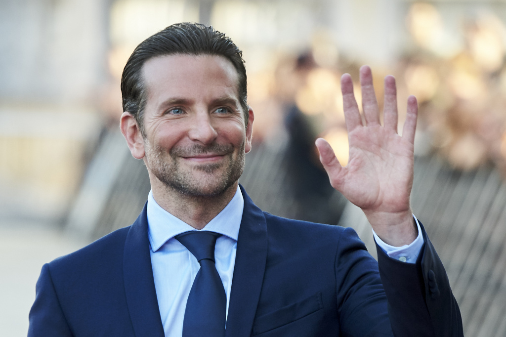 Actor Bradley Cooper attends the 'A Star Is Born' premiere during the 66th San Sebastian International Film Festival on September 29, 2018 in San Sebastian, Spain.