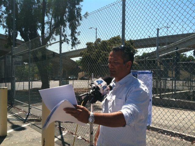 Former San Fernando City Councilman Mario Hernandez was officially recalled on Nov. 6, along with two other council colleagues.
