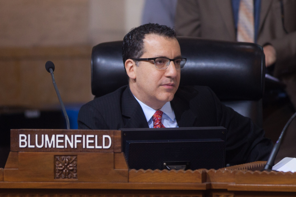 L.A. City Councilman Bob Blumenfield wants to install free wireless Internet throughout the city of Los Angeles. Former Mayor Antonio Villaraigosa pushed a similar plan in 2007.
