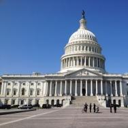 Government shutdown - U.S. Capitol