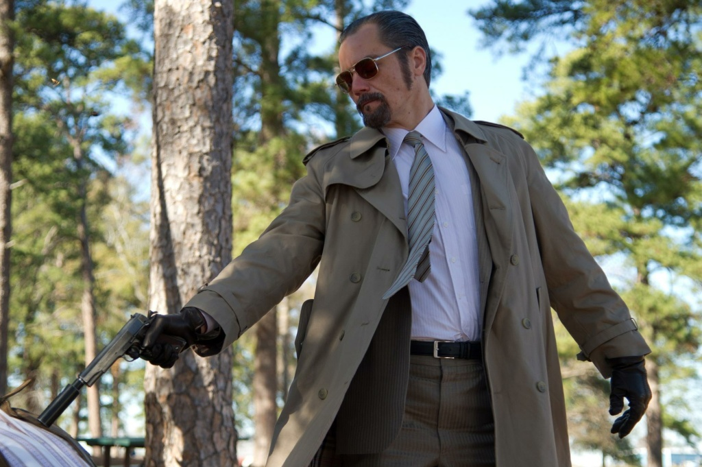 Michael Shannon stars as Richard Kuklinski in the film