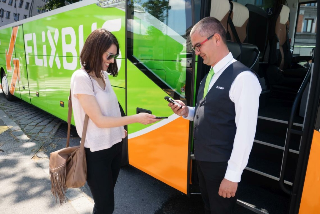 Take Two® | FlixBus wants to get LA drivers out of their