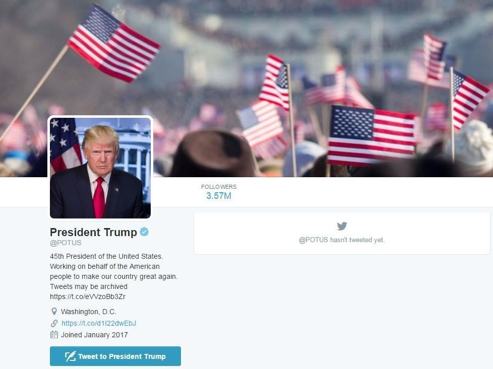 Twitter users sue Donald Trump for blocking them, citing First Amendment