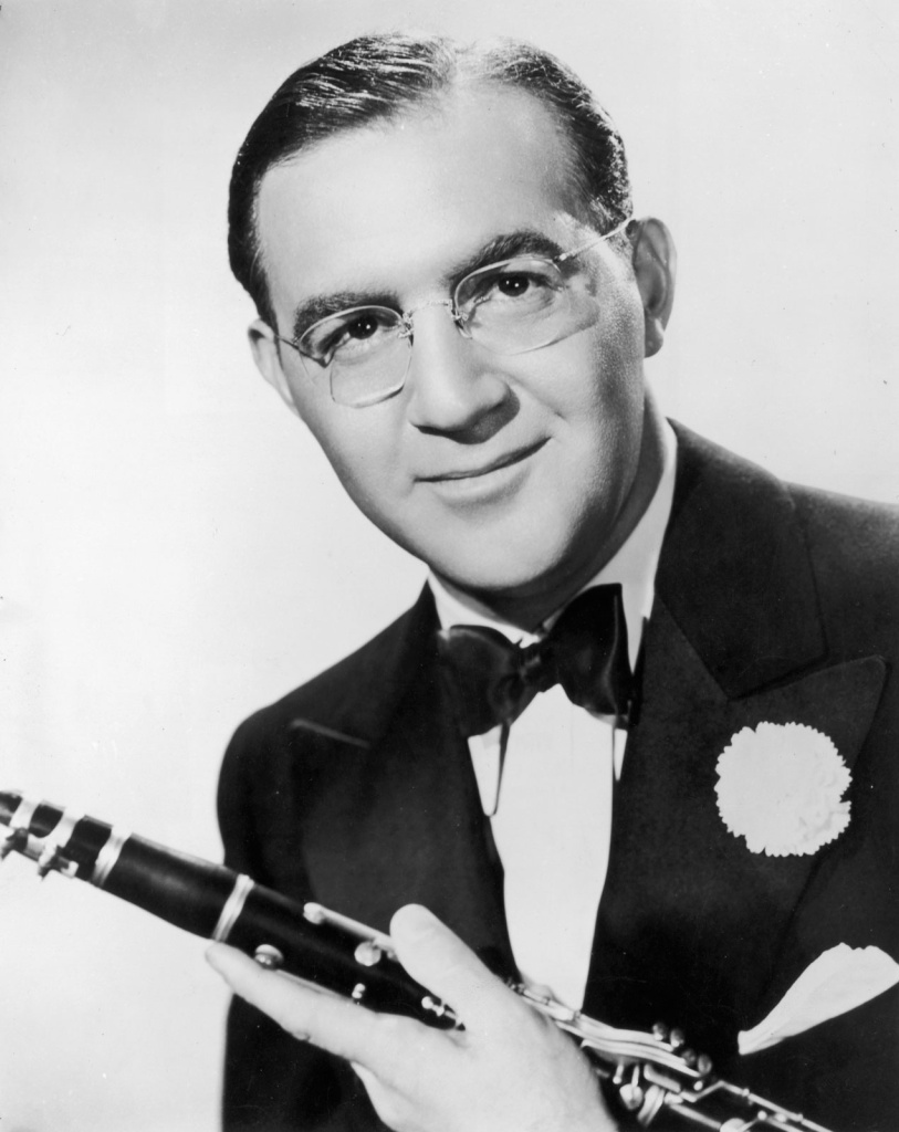 Benny Goodman, also known as the