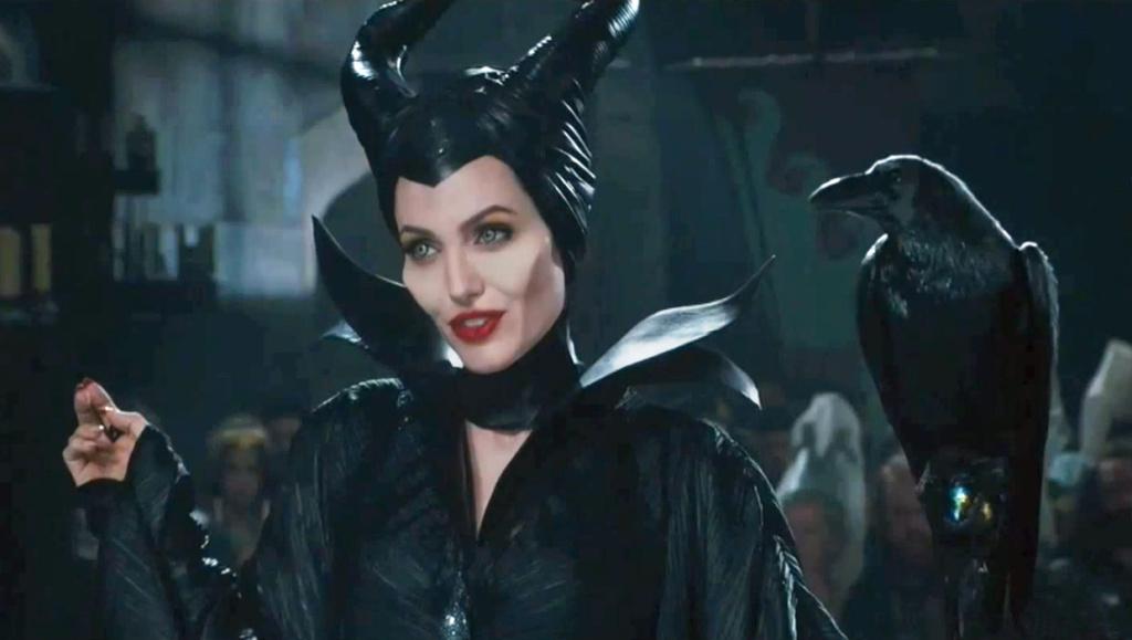 Angelina Jolie stars in