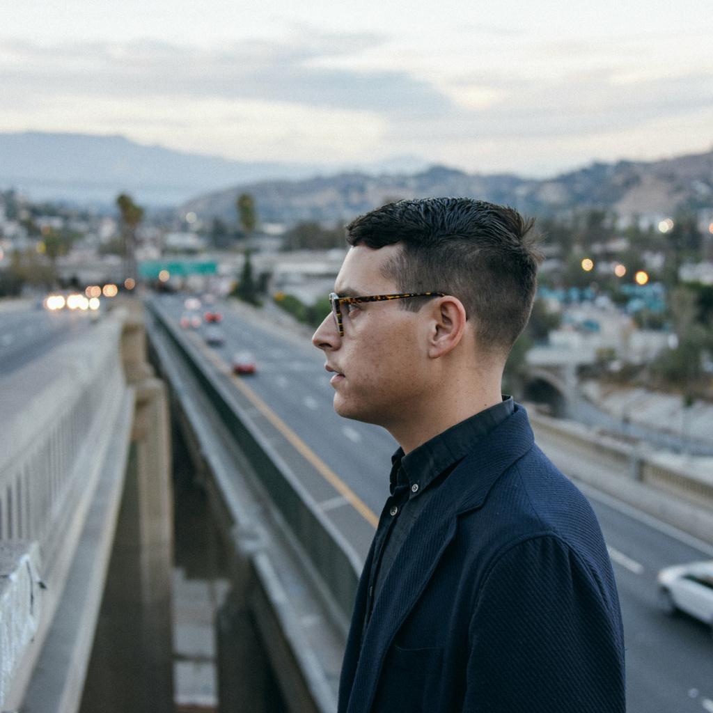 Anenon is the solo project of Brian Allen Simon, a Los Angeles native.
