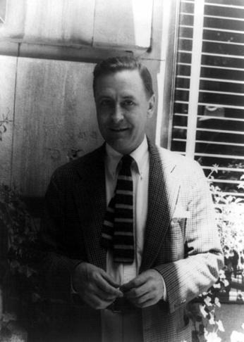 F. Scott Fitzgerald in 1937.