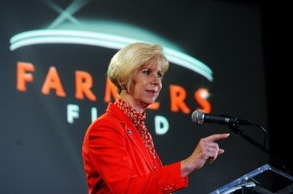 Los Angeles Councilwoman Janice Hahn.