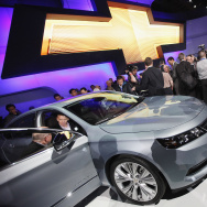 The New York International Auto Show Kicks Off In New York City