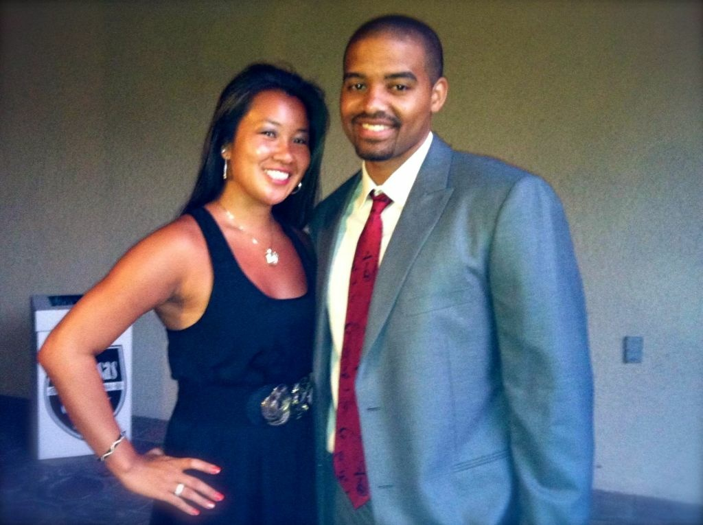 Monica Quan, 28, and Keith Lawrence, 27, who were found shot to death in their car at a parking structure in Irvine.