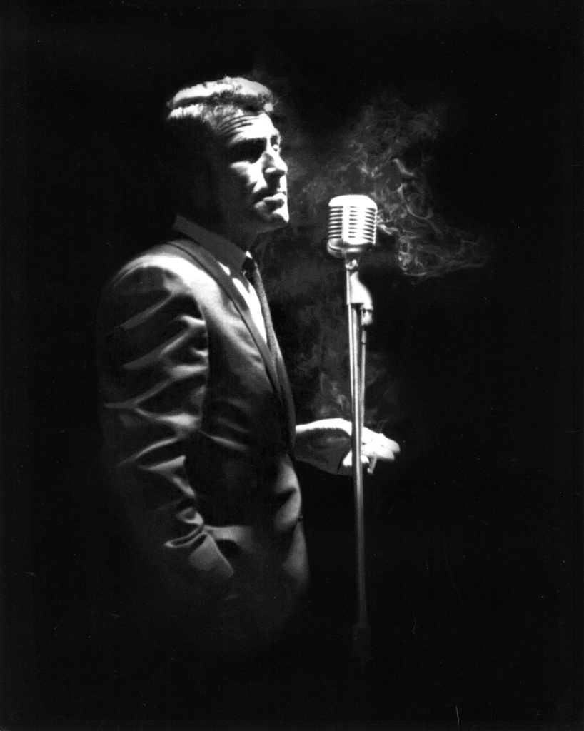 Twilight Zone host, Rod Serling