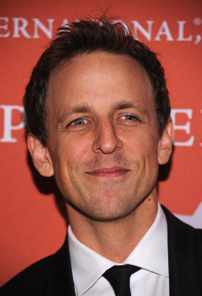 Seth Myers attends the 29th Annual Fashion Group International Night Of Stars at Cipriani Wall Street on October 25, 2012 in New York City.