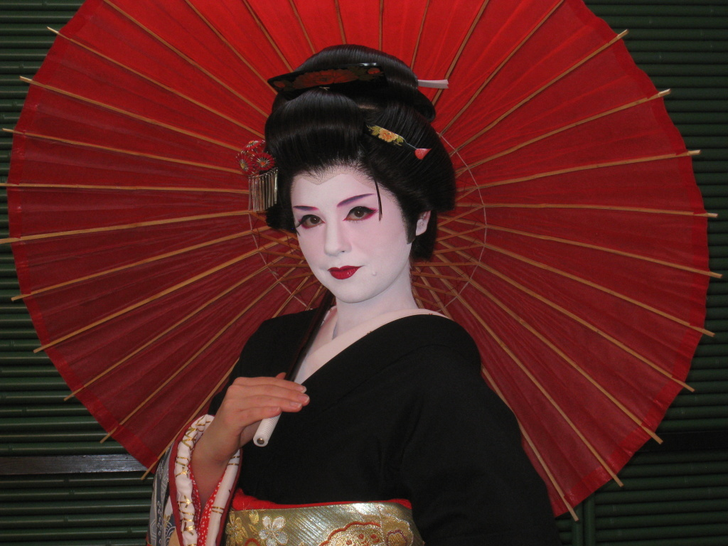 Is dressing up as a Geisha for Halloween culturally insensitive?