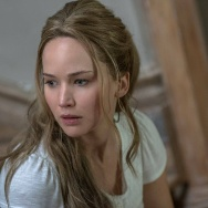 "Jennifer Lawrence and Javier Bardem star in Darren Aronofsky's ""mother!"""