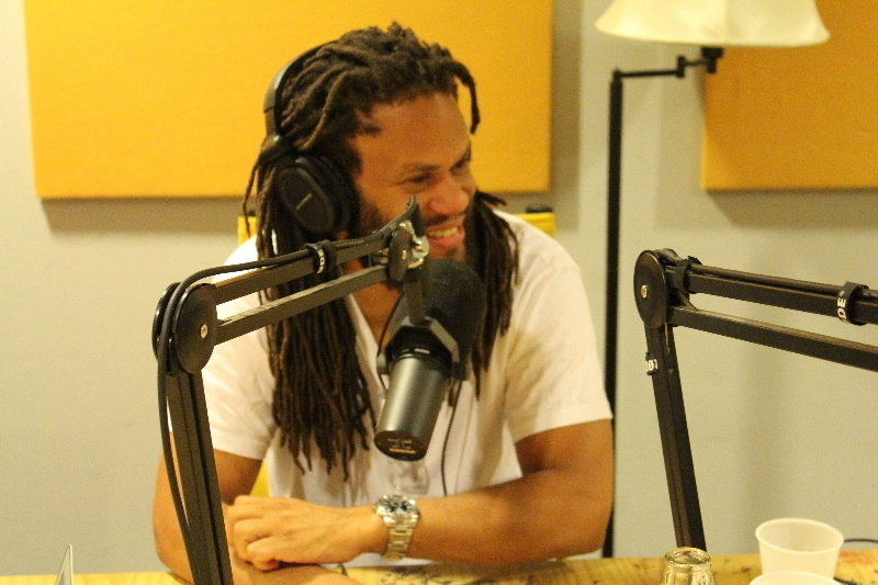 Franklin Leonard, founder and CEO of The Black List and host of The Black List Table Read podcast.
