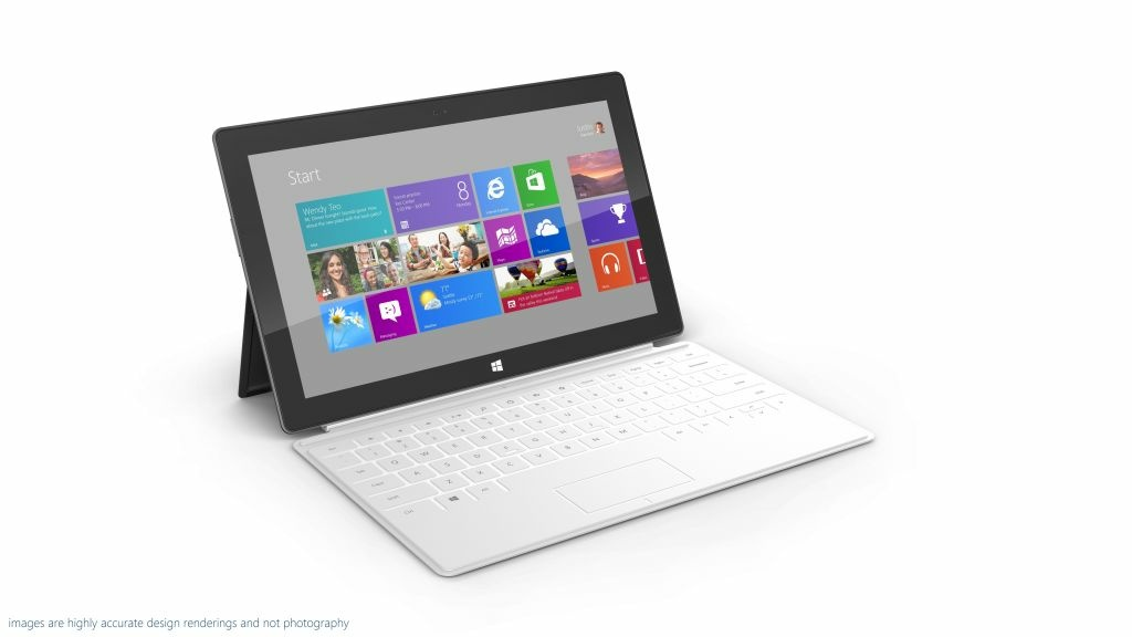 The new Microsoft Surface tablet PC was unveiled today in Hollywood. Should Apple and the iPad be worried?