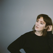 Singer, songwriter and guitarist Cate Le Bon was born and raised in Wales but lives in Los Angeles now.