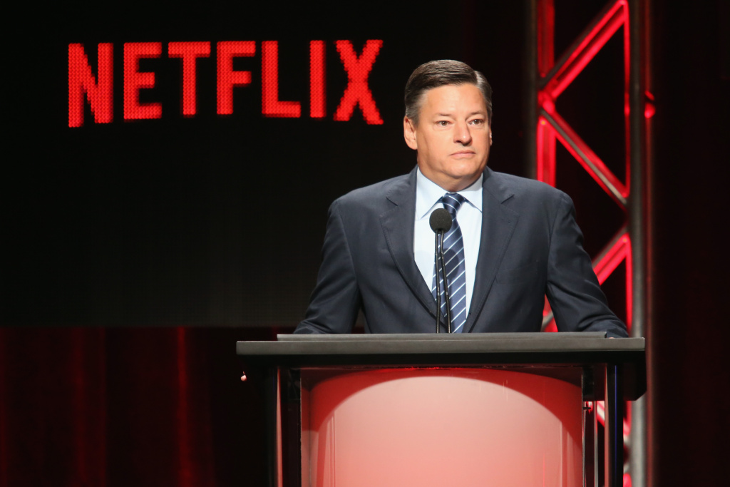 Ted Sarandos, chief content officer for Netflix, recently downplayed NBC's suggestion that original programming on streaming service don't perform very well.
