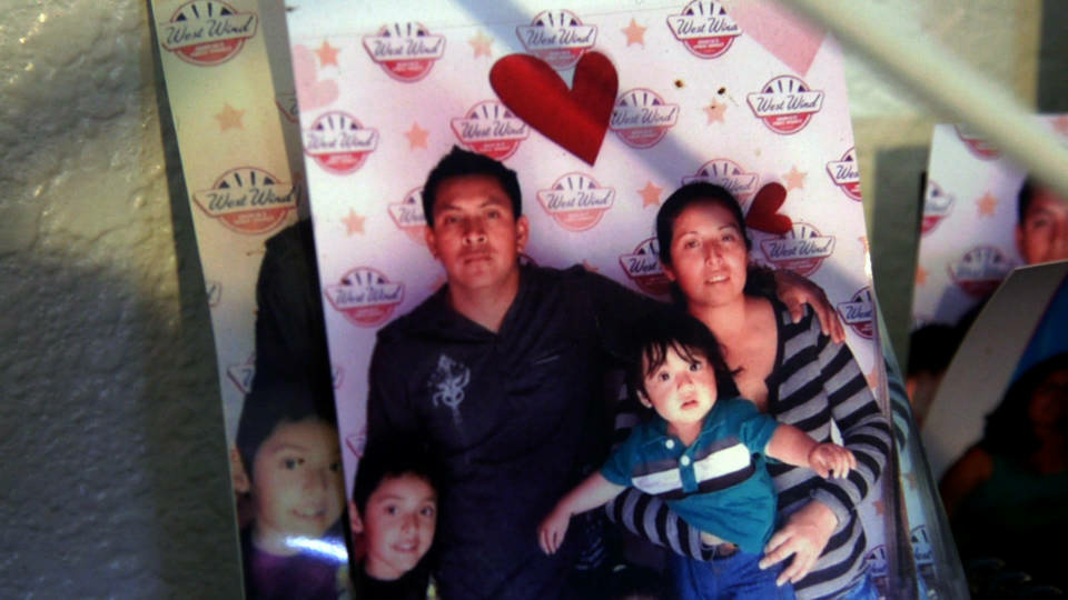 Maguiber was detained by ICE on February 9, 2017. His wife, Yiby, is unemployed and now watches their three children, who are U.S. citizens, by herself.