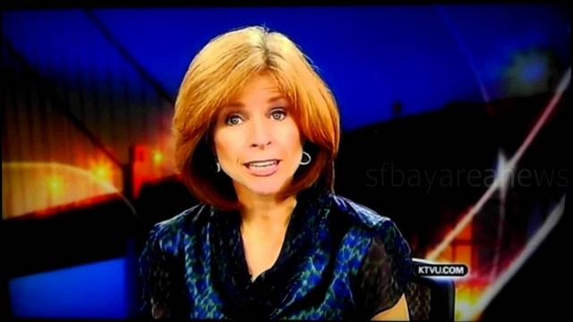 A KTVU news anchor read the fake names of the four Asiana pilots last week.