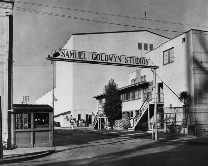 The Lot, formerly Samuel Goldwyn Studios.
