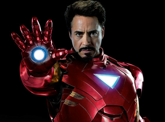 Robert Downey Jr. stars in Ironman 3.