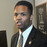 Then-Rep. Jesse Jackson, Jr., D-Ill., in August 2011.