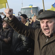 UKRAINE-RUSSIA-POLITICS-UNREST-OSCE