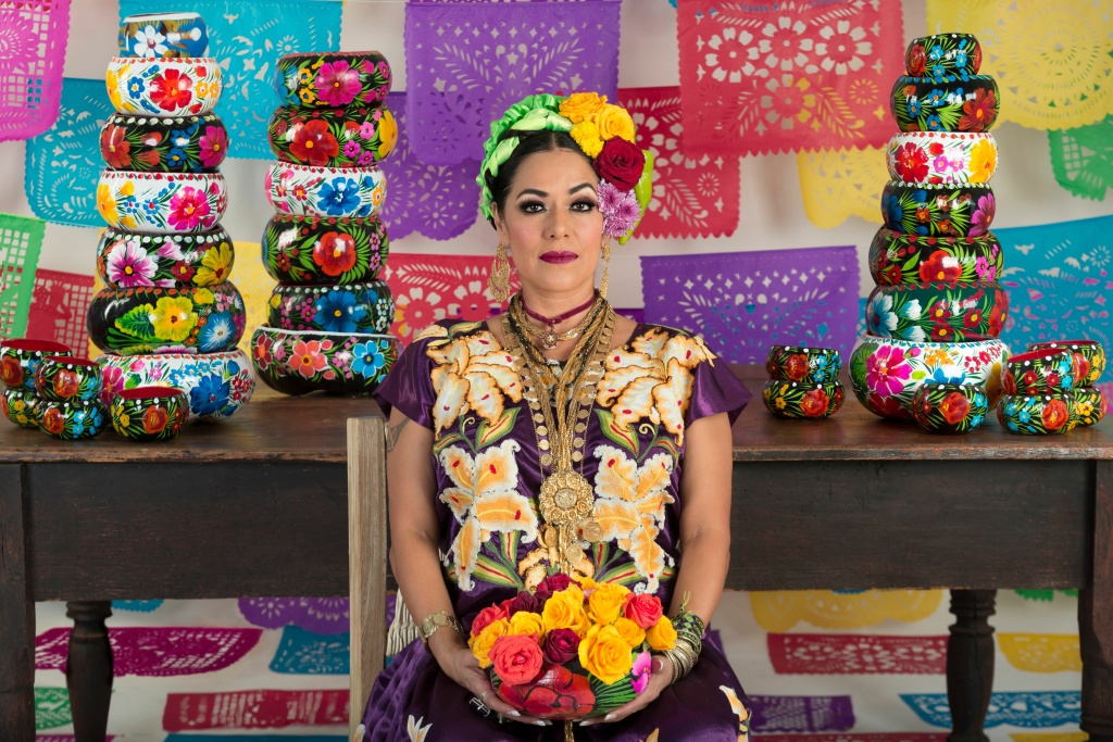 Lila Downs' latest album is titled