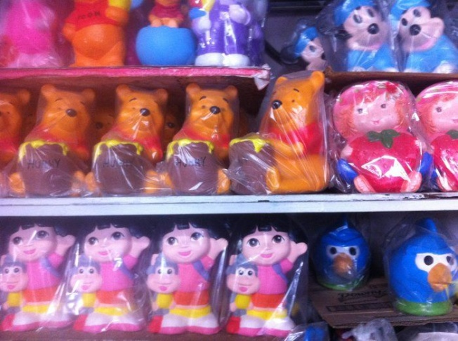 Tijuana piggy banks