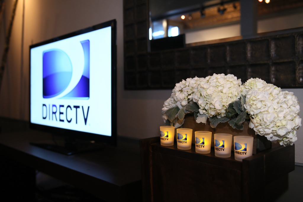 A general view of atmosphere during the DIRECTV hosted events at Sundance Film Festival on January 17, 2014 in Park City, Utah.