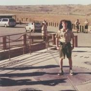 Former Scout Alan Eckert