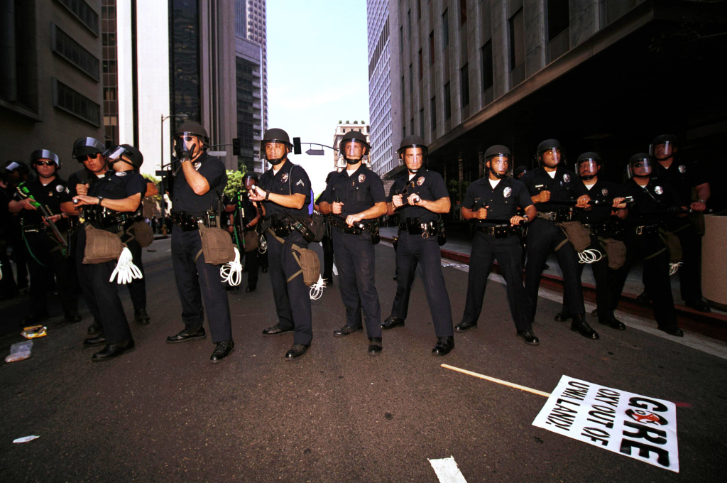 Do police use-of-force policies put public safety at risk?