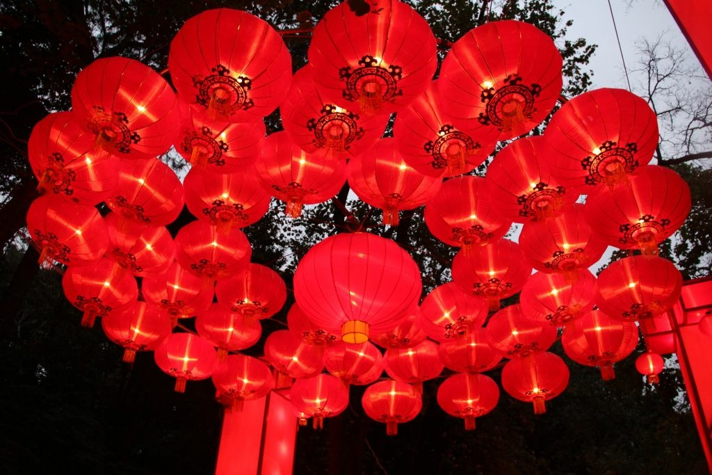 Lantern Festival Lights Up La Concludes Chinese New Year 89 3 Kpcc