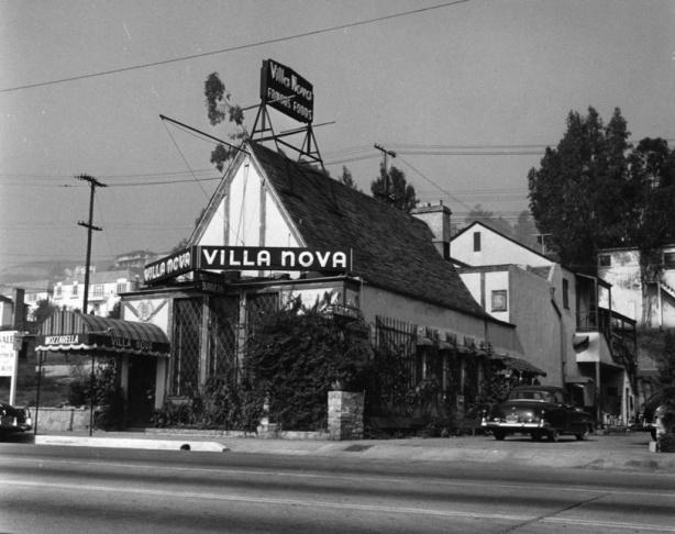 Villa Nova Vintage LA