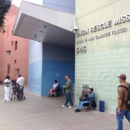Skid Row Union Rescue Mission