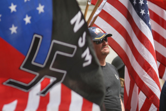 Hate groups rising in US