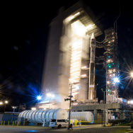 LDCM Prelaunch Atlas V
