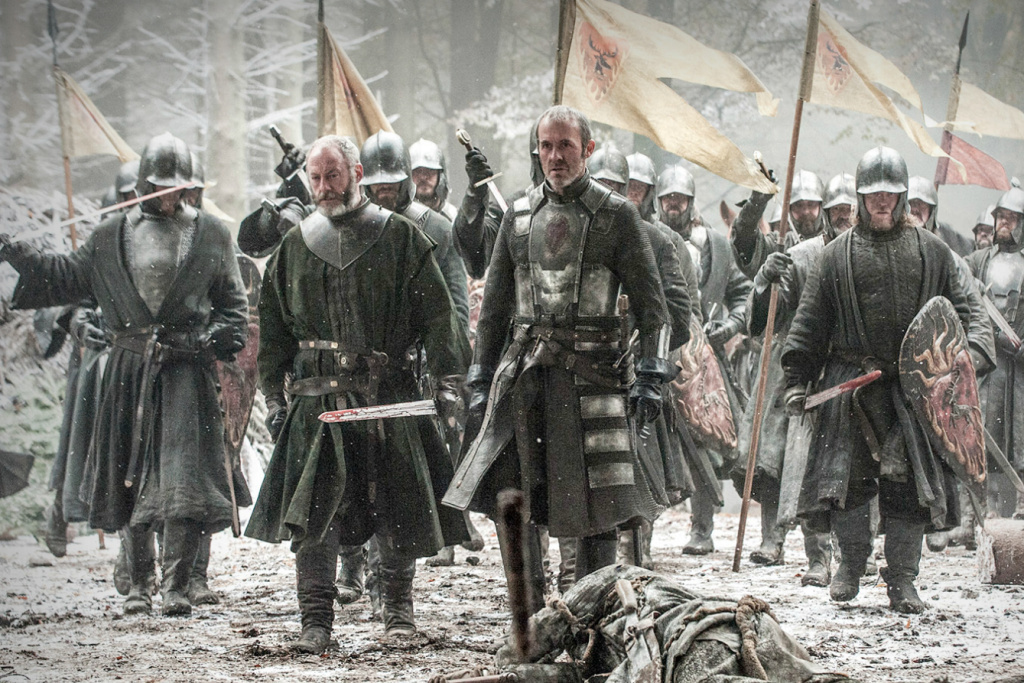 A scene from HBO's