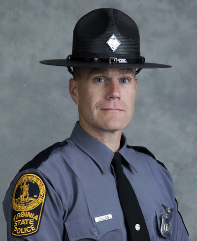Lt. H. Jay Cullen, 48, was described as
