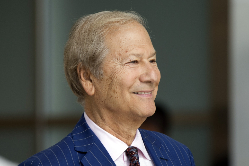Businessman Lewis Katz, who is among the seven people killed in a plane crash in Massachusetts.