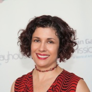 """Theresa Chavez, director and co-writer of the play """"They Shoot Mexicans, Don't They?"""""""